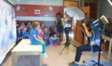 Der Schulfotograf zu Gast