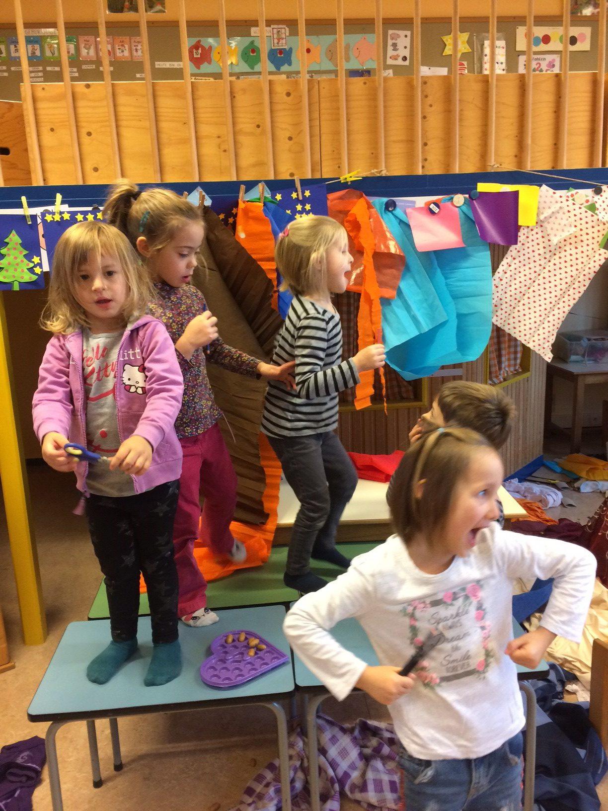 Ferien Kindergarten