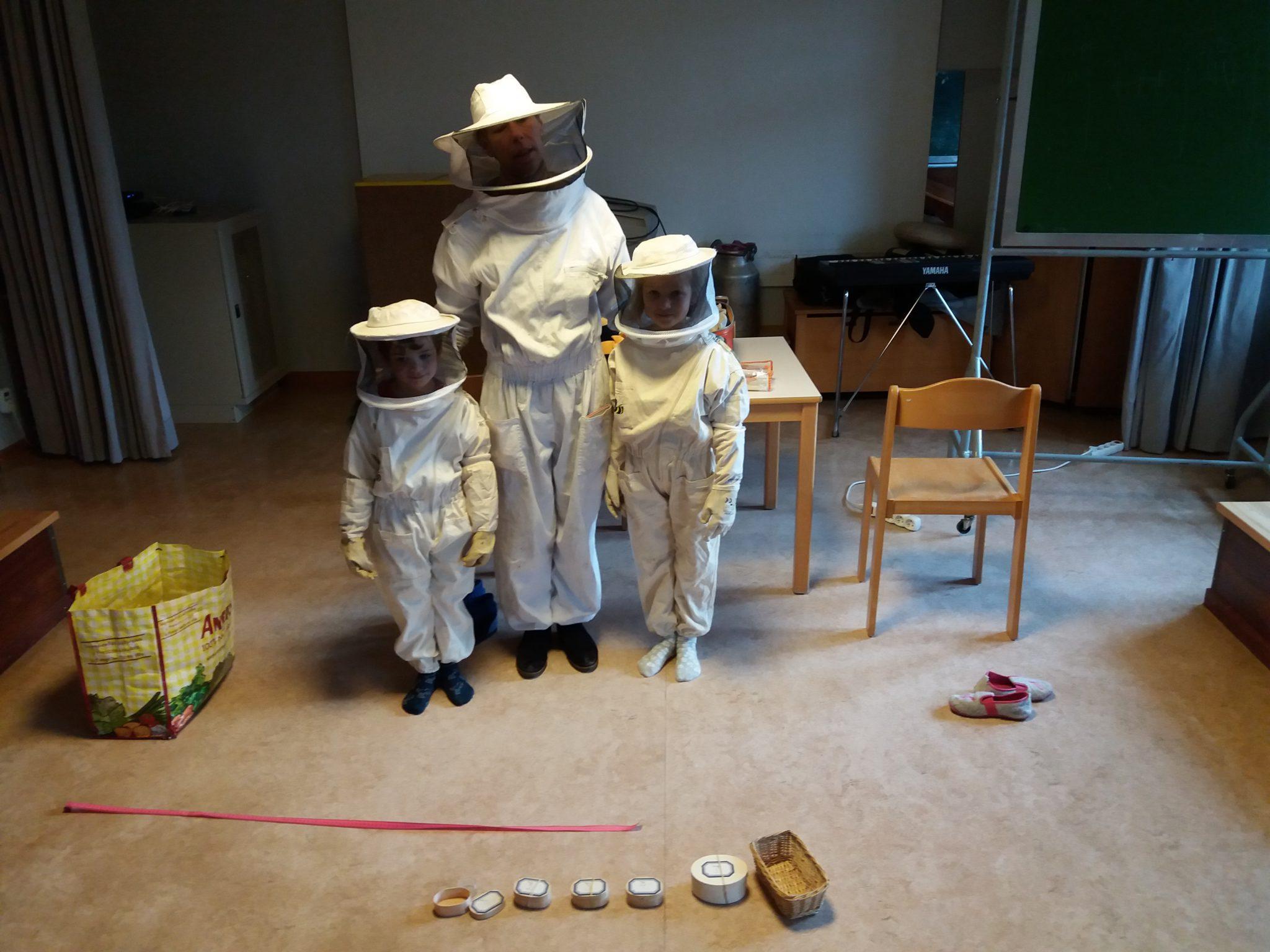 els-Bienenprojekt im Kiga 1