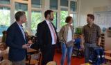 BÜT Besuch Ministerin 3